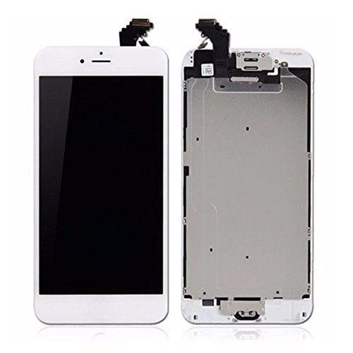 iPhone 6 Plus White replacement screen, mobile phone repair Stevenage