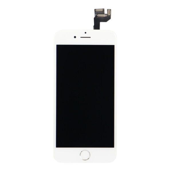 iPhone 6S white screen, mobile phone repairs Stevenage