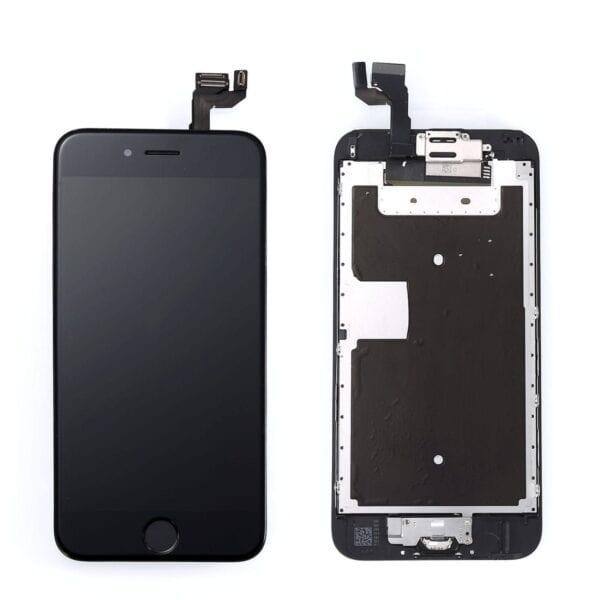 iPhone 6S Black screen replacement, mobile phone repairs Stevenage