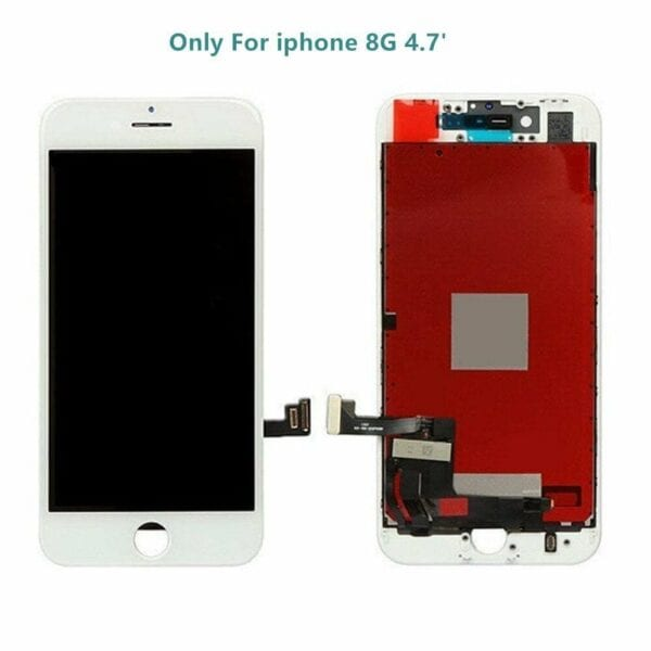 Iphone 8 Screen White Conway Comminucations 8