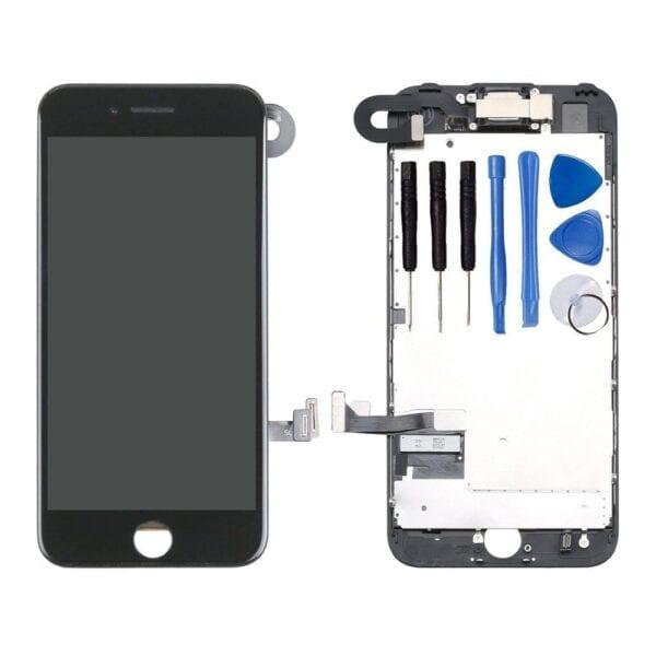 iPhone 7 Black screen M1