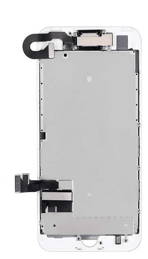iPhone 7 white screen back 1