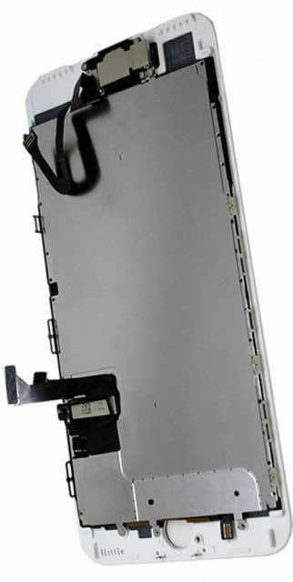 iPhone 7Plus White Max back